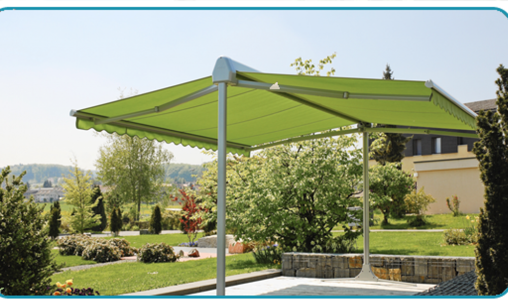 Wizard Screens Victoria patio and deck covers